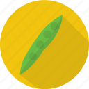 food, green, nature, plant, soy, soybeans, vegetables icon