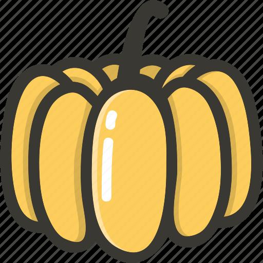 Fresh, pumpkin, veggie, food, plant icon - Download on Iconfinder