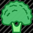 vegetables, broccoli, cooking