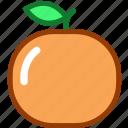 vegetables, orange, fruit