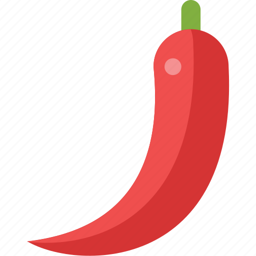 food, hot, pepper, vegetable icon