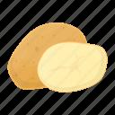 potato, food, vegetable, healthy, organic