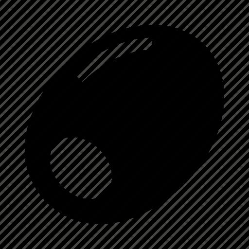 Black, food, oil, olive, pitted, vegetable icon - Download on Iconfinder