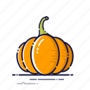 cooking, food, halloween, kitchen, plant, pumpkin, vegetables icon