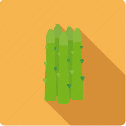 asparagus, food, green, vegetable, vegetarian icon