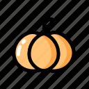 food, healthy, ingredient, pumpkin, vegan, vegetable icon