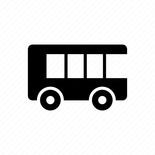 bus, car, traffic, transport, vehicles icon