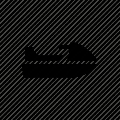 boat, car, jet ski, traffic, transport, vehicles icon