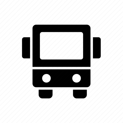 bus, car, traffic, transport, vehicles icon