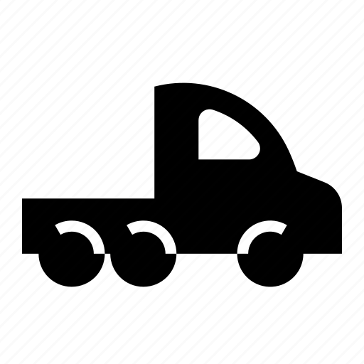 container, logistic, vehicle icon