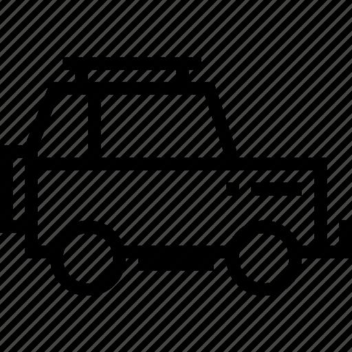 car, drive, four wheel, jeep icon