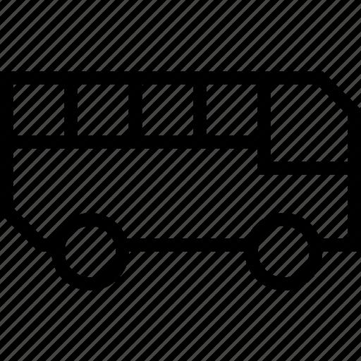 Bus icon - Download on Iconfinder on Iconfinder