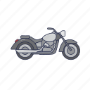 bike, bullet, cycle, motor icon