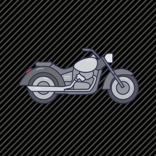 bike, bullet, cycle, motor icon