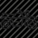 motorcycle, bike, motorbike, scooter