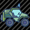 offroad, jeep