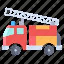 fire, truck