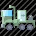 military, truck