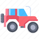 offroad, jeep2 icon