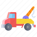tow, truck