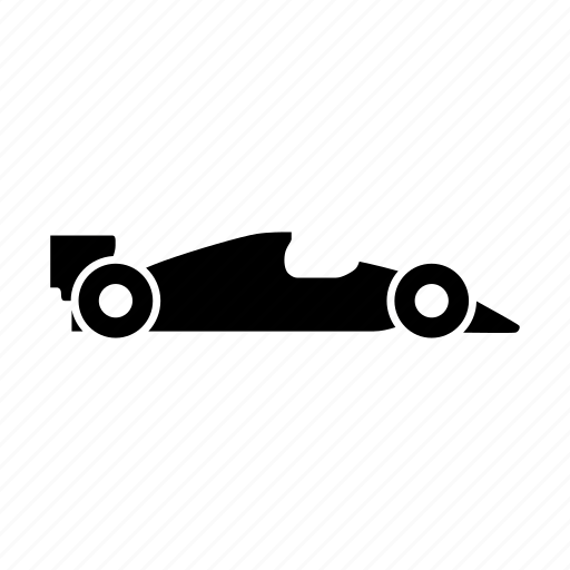 car, f1, speed, vehicle icon
