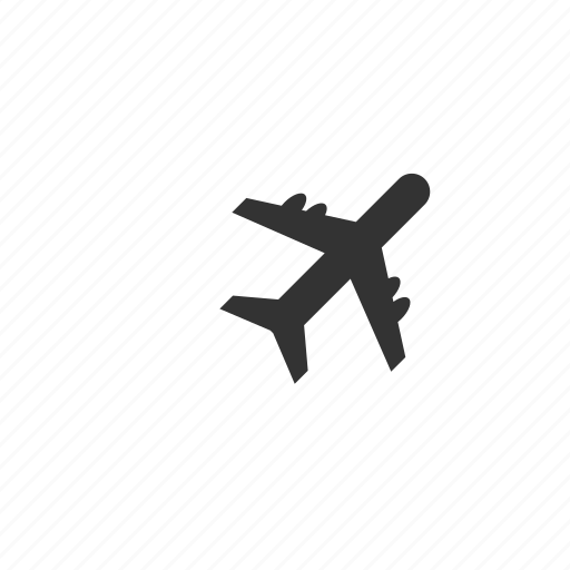 airbus, aircraft, airplane, cargo, fly, illustration, jet, plane, transport, travel, vacation, wings icon
