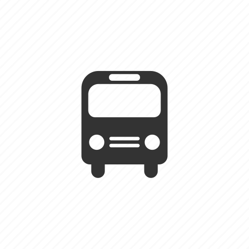 bus, illustration vehicle, transit, transportation, travel, window icon