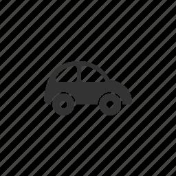 automobile, buggy, cab, car, luxury, machine, technology, transport, transportation, travel, vehicle icon