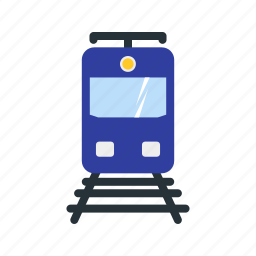 locomotive, railway, speed, steam, train, transport, travel icon