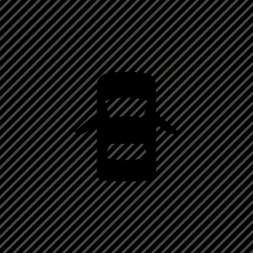 car, light, normal, transport icon