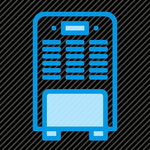 air, dryer, equipment, humidifier, hvac icon