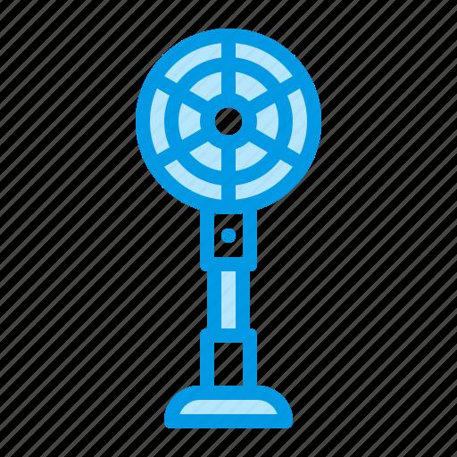 cooling, equipment, fan, hvac, ventilation icon