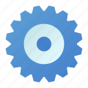 cogwheel, options, preferences, properties icon