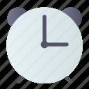 alarm, clock, time, wakeup icon