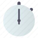 alarm, clock, stopwatch, timer icon