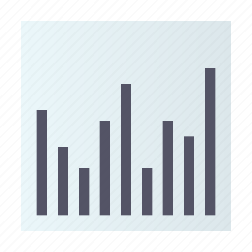 analytics, chart, graph, stats icon