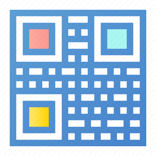 code, identifier, product, qrcode icon