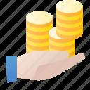 money, share, investment