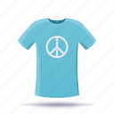 pacific, shirt, t-shirt icon