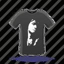 musician, shirt, t-shirt icon