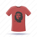 che, shirt, t-shirt icon