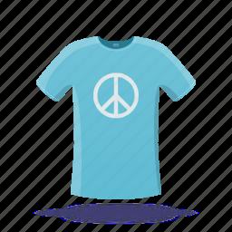 pacific, shirt, t-shirt icon