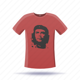 che, shirt, t-shirt icon