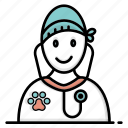 medical, pet care, prescription, vet, veterinarian, veterinary icon