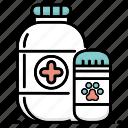 medical, medicine, pet care, vet, veterinarian, veterinary icon