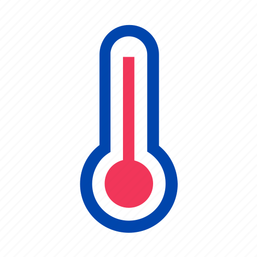 boil, fever, heat, heatwave, hot, summer, thermometer icon