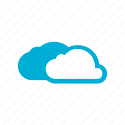 clouds, cloudy, cool, grey, rain, storm, weather icon