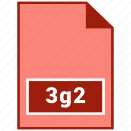 3g2, file format, video icon