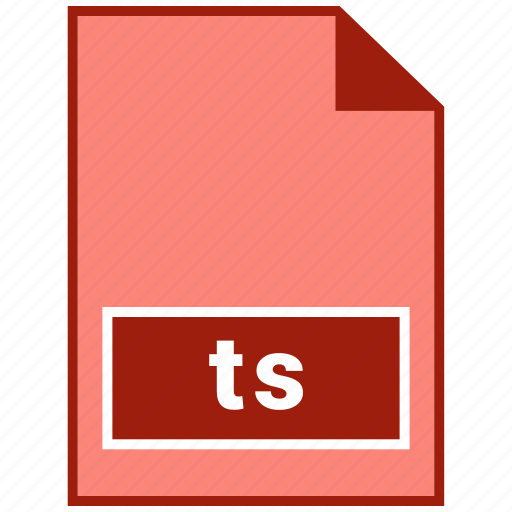 File format, ts, video icon - Download on Iconfinder