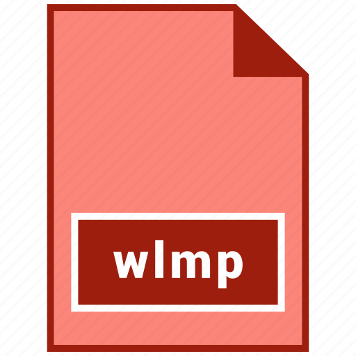 file format, video, wlmp icon